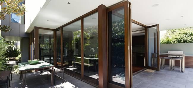 Alumimiun BiFold Doors