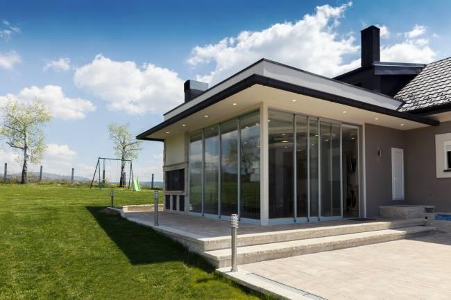 3 Reasons To Choose Aluminium Sliding Doors